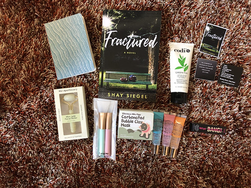 Fractured giveaway prize
