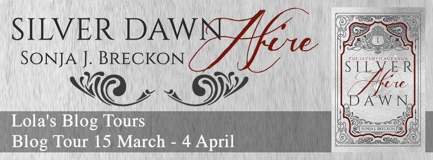 Silver Dawn Afire banner