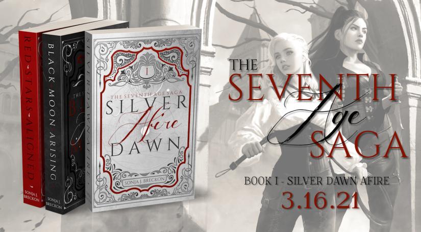 Silver Dawn Afire promotion banner