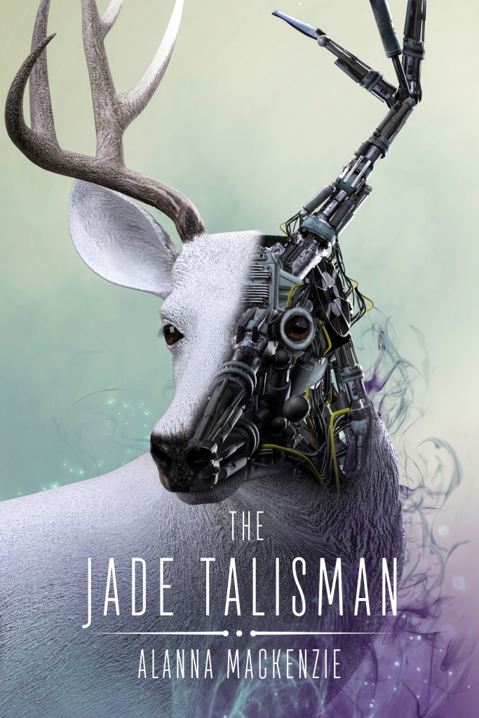 The Jade Talisman by Alanna Mackenzie