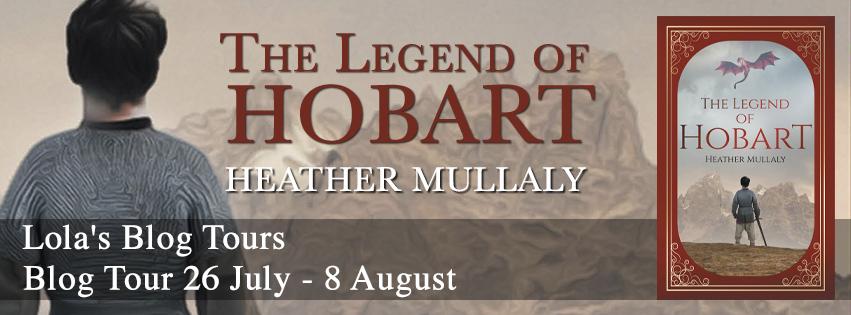 The Legend of Hobart Blog Tour