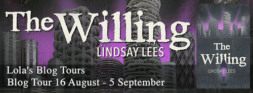 The Willing tour banner