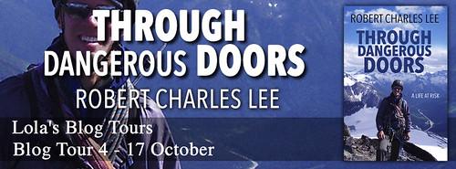 Through Dangerous Doors tour banner