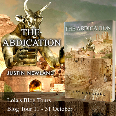 The Abdication tour banner